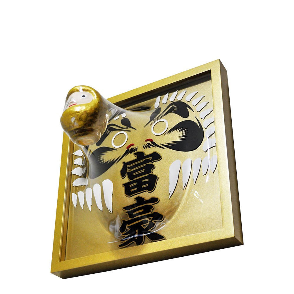 Super DARUMA -So Rich Gold
