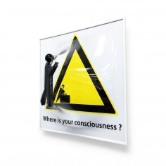 [Where is your consciousness?]