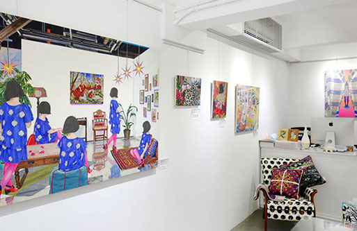 Naomi Okubo Solo Exhibition